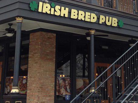 The Irish Bred Pub – Montgomery, AL
